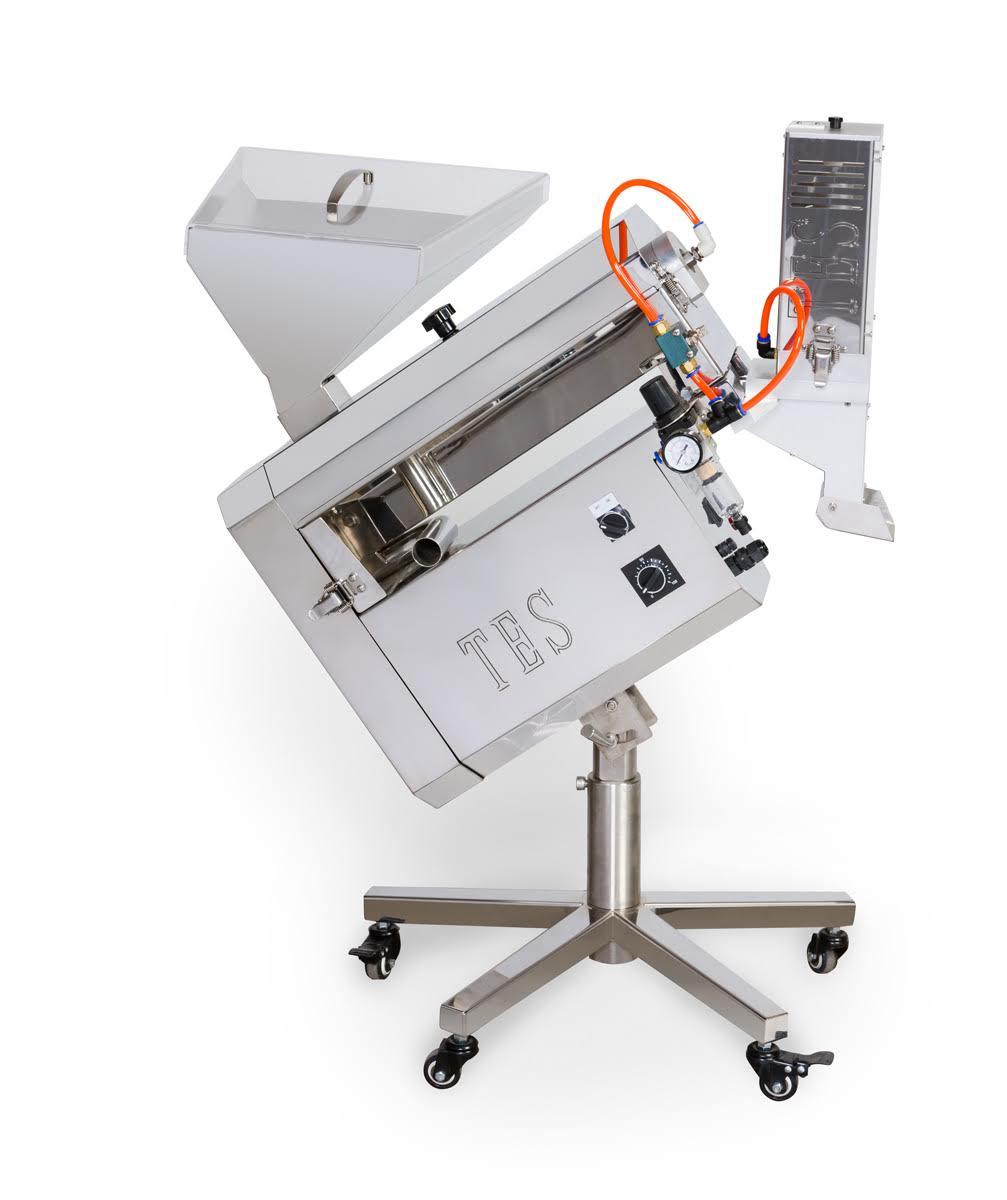 TCP 100 Polisher, TES Equipment Supplier, Equipment