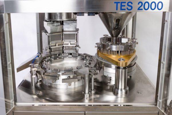 TES Equipment Supplier, equipment