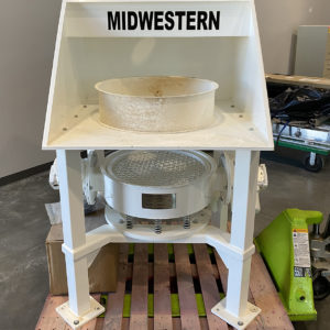 Midwestern Industrial Sifter - front