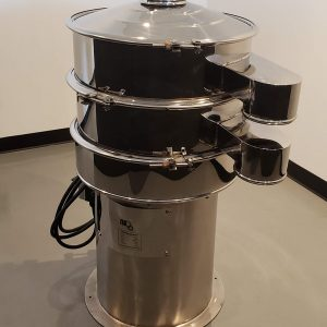 TES 24 Sifter front view